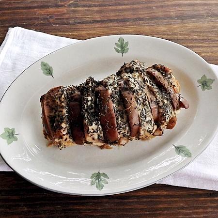 Pork roast recipe kraft